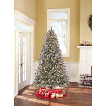 xmas tree farms covingtom time pre lit 7 5 covington fir artificial tree clear lights best