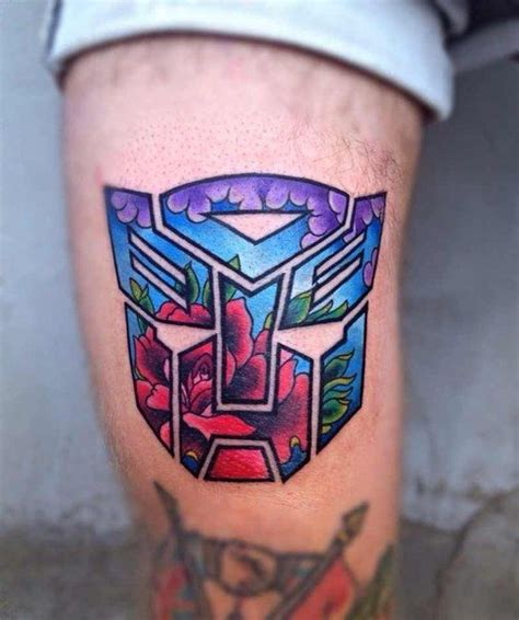 autobot tattoo best 25 transformer ideas on