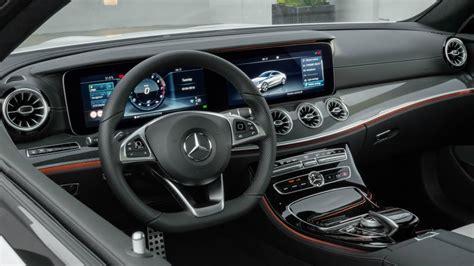 2017 e class coupe interior 2018 mercedes e class coupe edition 1 interior youtube