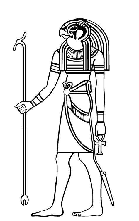 eye of horus coloring page eye of horus tattoo coloring coloring pages