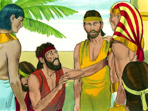 The Brothers A Story free bible images when his brothers return to for