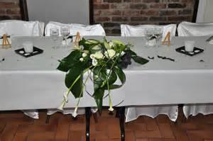 Decoration Table Noir Et Blanc