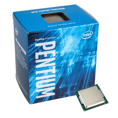 Pc Rakitan Intel Dual G4400 intel pentium g4400 3 3ghz skylake socket 1151 boxed