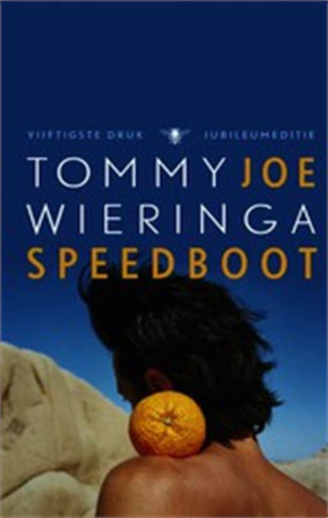 joe speedboot boek joe speedboot