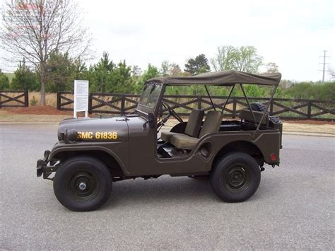 53 Willys Jeep 53 Willys Jeep Cars And A Few Motorcycles
