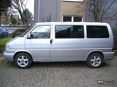 volkswagen bus 2000 2000 volkswagen t4 multivan tdi 150 hp atlantis car