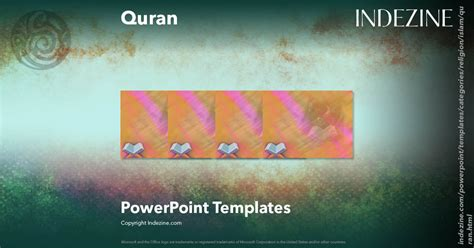 quran themes for powerpoint quran powerpoint templates