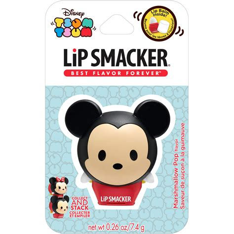 Lip Smacker Tsum Tsum Mickey upc 050051801378 lipsmacker tsum tsum mickey upcitemdb