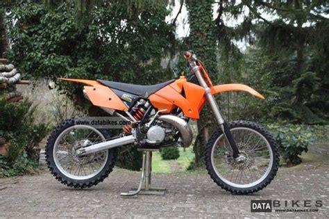 2004 Ktm Sx 250 2004 Ktm 250 Sx Moto Zombdrive