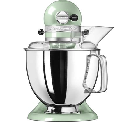 buy kitchenaid artisan ksmbpt stand mixer pistachio  delivery currys