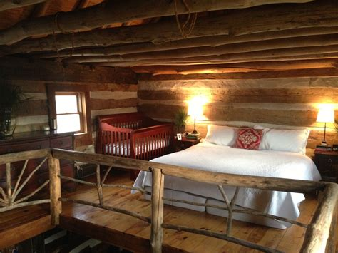 Log Cabin Loft by Parents Log Cabin Loft Present Future Home