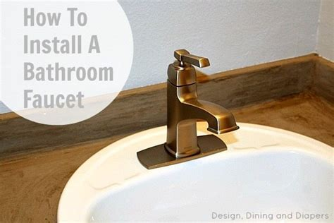 October In Review Taryn Whiteaker How To Install Bathroom Faucet