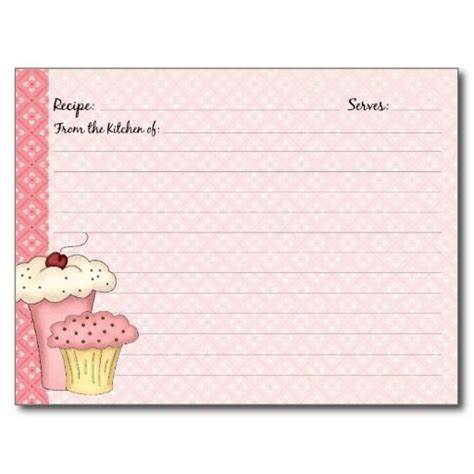 cute printable recipe cards free 108 best recipe cards images on pinterest printable