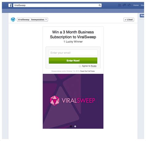 How To Set Up A Giveaway On Facebook - how to set up a giveaway on facebook
