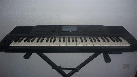 Keyboard Technics Kn 2000 technics kn 2000 image 239470 audiofanzine