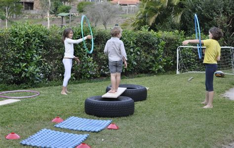 Backyard Obstacle Course Backyard Obstacle Course Be A
