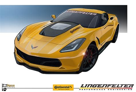 corvette engineering lingenfelter performance engineering dragstory