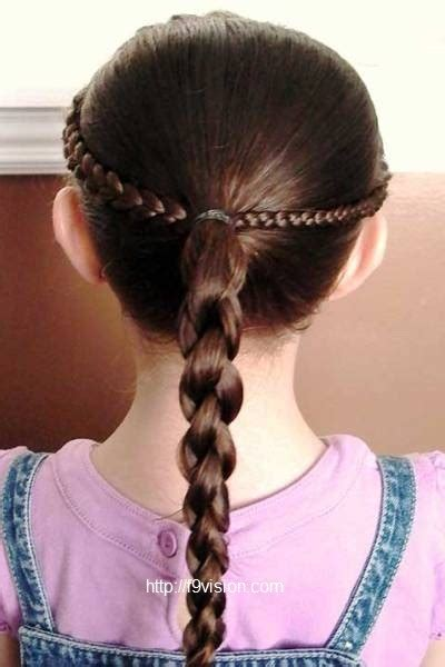 little girl hairstyles easy to do little girl easy hairstyles