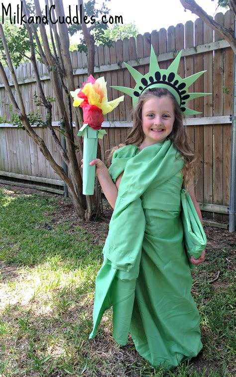 craft costumes statue of liberty craft costume everyday best