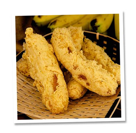 Tepung Premix Banana Cake products xi de li