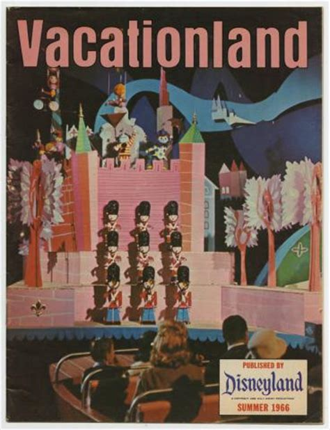 vacationland summer 1966 magazine id maydisneyana17429