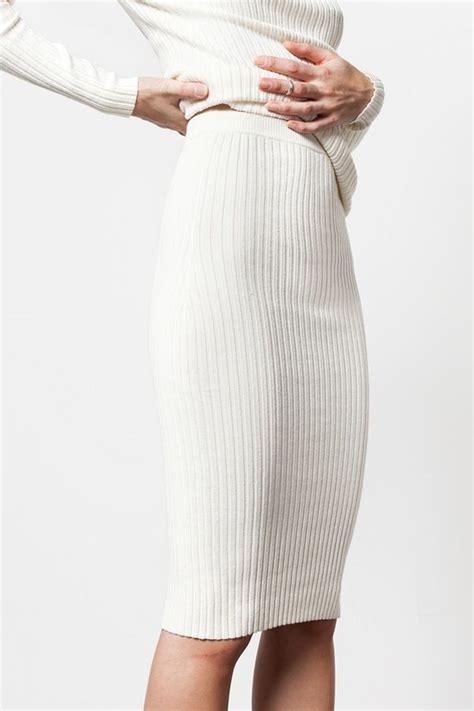 white knit skirt white knit skirt redskirtz