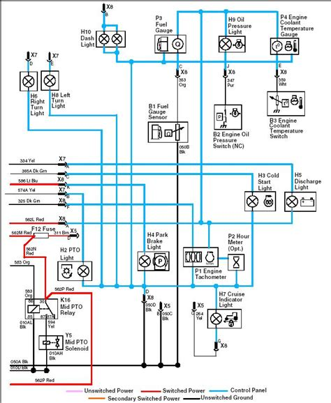 deere tractor engine diagrams deere 455 wiring