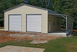 One Car Carport Metal Garages Amp Carports Protect Your Car From Sun Rain