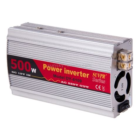Promo Terbaru Power Inverter 1000w Dc 12v To Ac 220v 1000 Watt sunsky suvpr dy 8109 500w dc 12v to ac 220v car power inverter with 500ma usb port universal