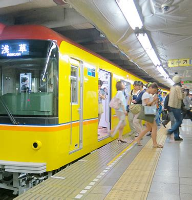 in japan small children take the subway and run errands tokyo metro home