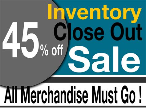 Retail Templates Retail Sale Sign Template