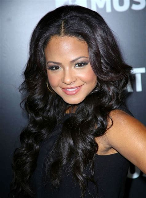 American Wavy Hairstyles by Curly Hairstyles For Black American