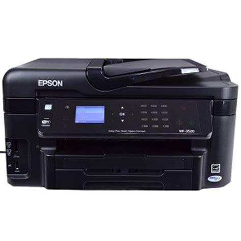 Printer Epson Workforce Wf 3520 evertek wholesale computer parts epson workforce wf 3520