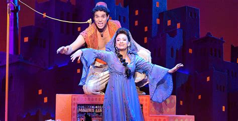 Wish granted disney s aladdin at hollywood pantages theatre d23