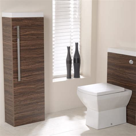 Walnut Bathroom Furniture Uk Td Walnut 1200 Midway Unit