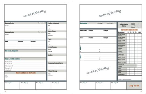 design lab high school calendar academic planner calendar richardson design