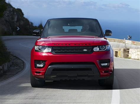 range rover sport 2016 2016 land rover range rover sport price photos reviews