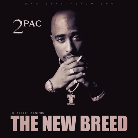 Colors For Front Doors by 2pac The New Breed Hosted By Lil Prophet Mixtape