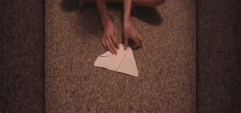 how to make a paper airplane that flies far and fast