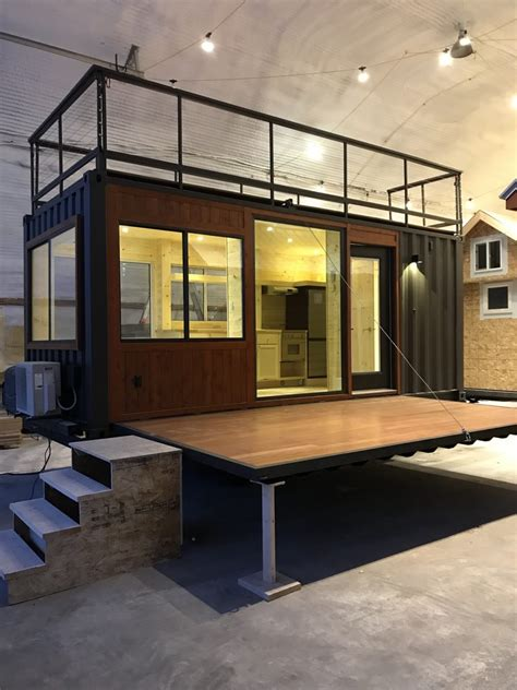 tiny container vista c shipping container tiny house from escape