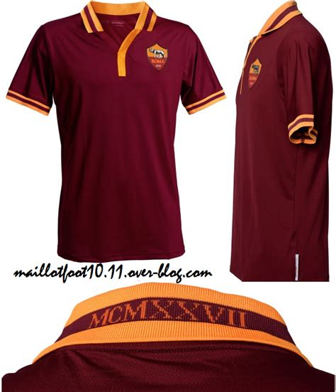 As Roma 02 T Shirt nueva camiseta roma marca 2013 14 marca de gol