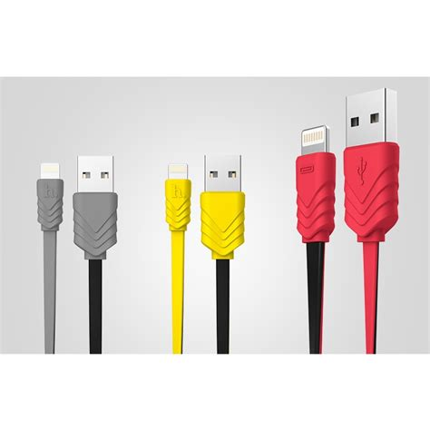 Iphone 6655s Hoco Upl10 Wave Lightning Cable hoco upl10 wave lightning cable for iphone 6 6 5 5s