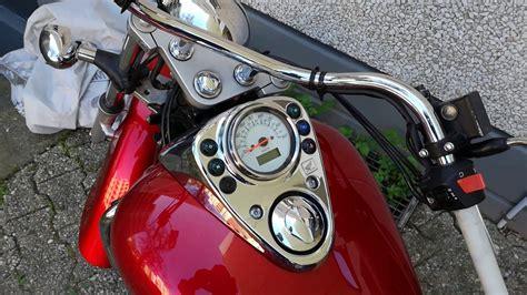 Honda Motorrad Lwechsel by Quot Motorrad Griffe Wechseln Alu Gummi Quot 35 Honda Vt