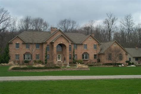 magnificent brick home on 3 acre estate new castle pa