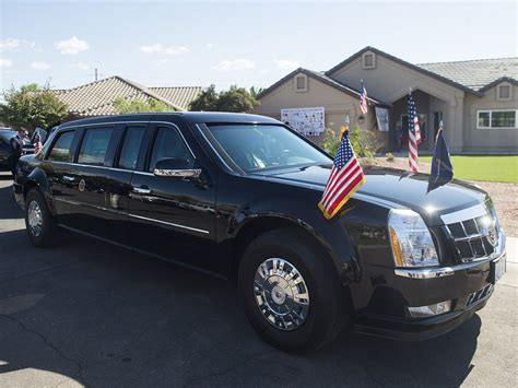 The Beast Presidential Limo by A Look Inside The Presidential Limousine The Drive