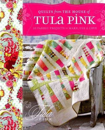 quilts   house  tula pink