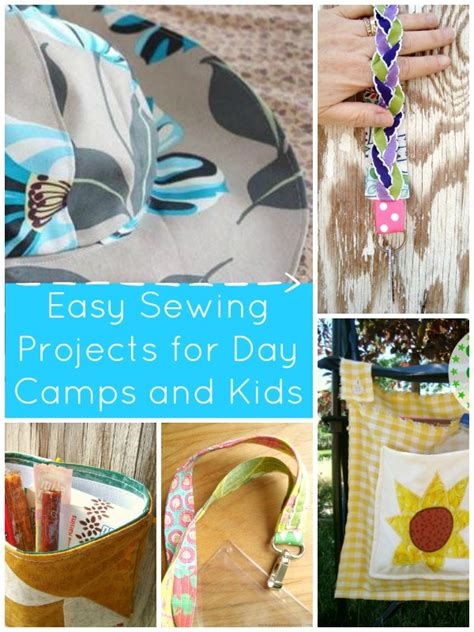 Sewn Patchwork Projects - easy sewing projects for daycs and