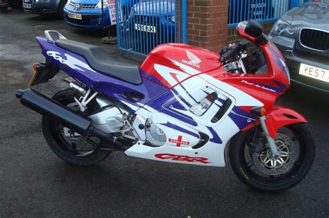 cheap honda cbr honda cbr 600 f s reg red blue white lovely cheap px rides