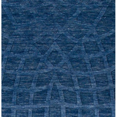 indigo blue rug rizzy rugs uptown indigo blue solid area rug reviews wayfair