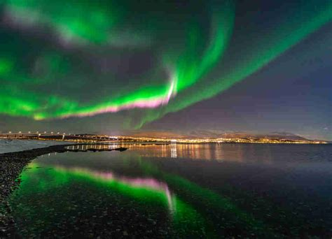 northern lights forecast northern lights forecast the is fading thrillist